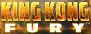 King Kong Fury Schriftzug