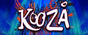 Kooza Schriftzug