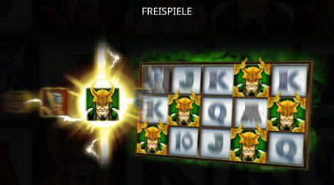 Legend of Loki Freispiele