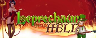 leprechaun goes to hell banner medium
