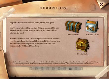 Lost Relics Hidden Chest