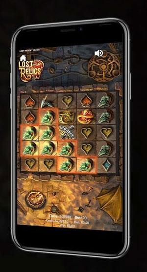 Lost Relics Mobile Spielen