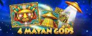 mayan gods banner