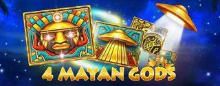 mayan gods banner medium