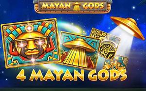Mayan Gods Logo