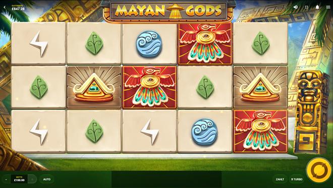 Mayan Gods Vorschau