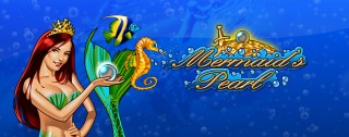 mermaids pearl banner medium