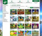 mr green jackpotspiele