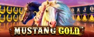 mustang gold banner