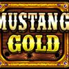 Mustang Gold Logo Symbol