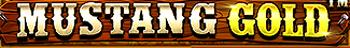 Mustang Gold Schriftzug