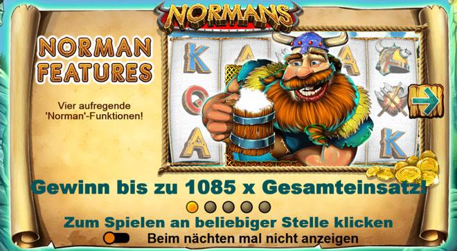 Normans Feature