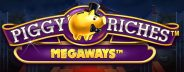 piggy riches megaways banner