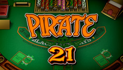 pirate 21 black jack
