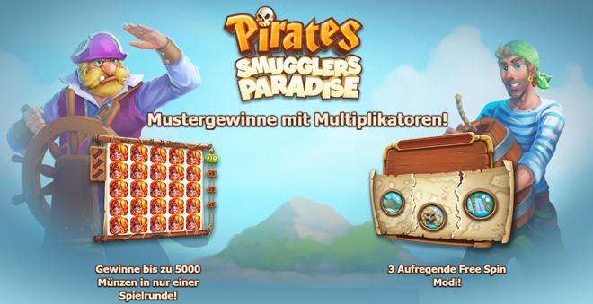 Pirates Bonus