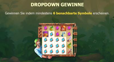 Pirates Dropdown Gewinne