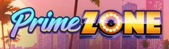 Prime Zone Schriftzug
