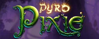 Pyro Pixie Schriftzug