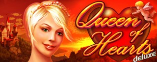 queen of hearts deluxe banner medium