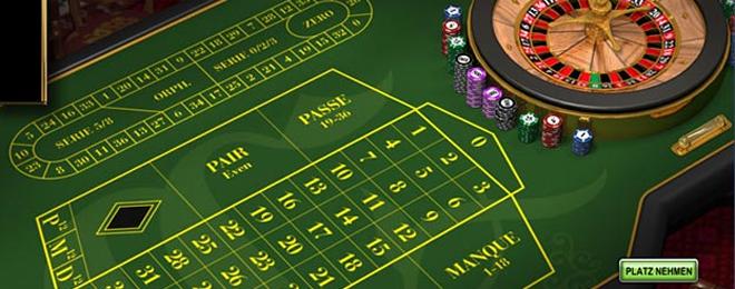 racetrack roulette