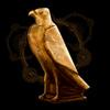Ramses Book Horus Statue