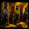 Ramses Book Respins of Amun-Re Bastet Katze