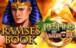 Ramses Book Respins of Amun-Re Logo