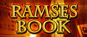 Ramses Book Schriftzug