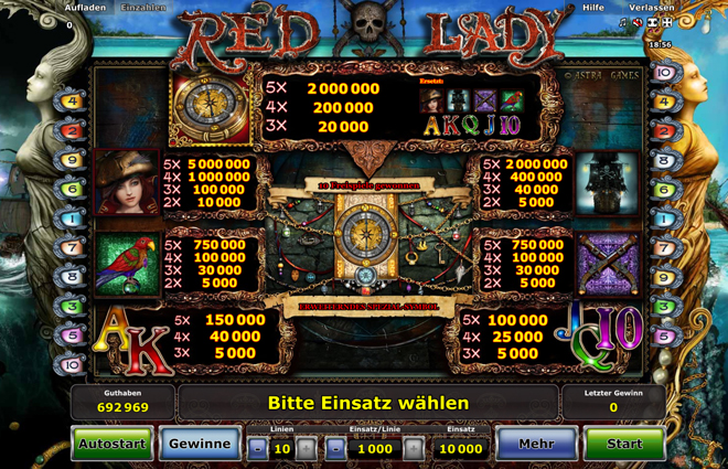 red-lady-gewinne