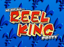 reel king potty logo