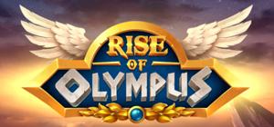 Rise Of Olympus Schriftzug