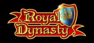 royal-dynasty-schriftzug