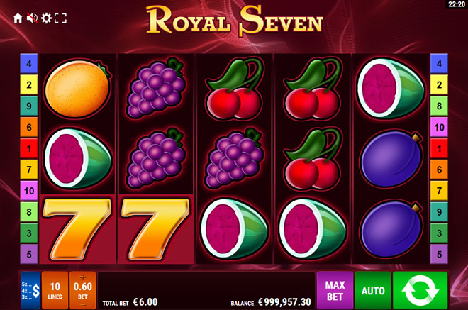 Royal Seven Vorschau