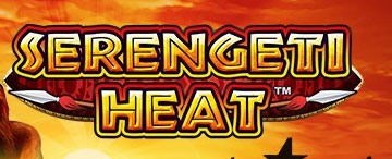 serengeti heat schriftzug