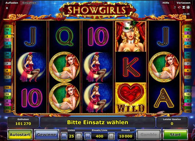 showgirls vorschau