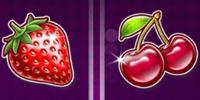 Star Joker Erdbeeren und Kirschen