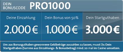 sunmaker bonus pro1000