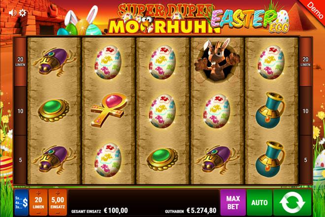 Super Duper Moorhuhn Easter Egg Vorschau