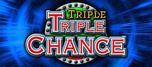 triple triple chance schriftzug