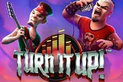 Turn It Up Logo