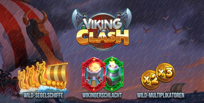 Viking Clash Besonderheiten