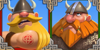 Viking Clash Wikinger Krieger