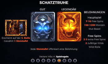 Vikings Go To Hell Schatztruhen Bonus