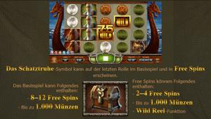 Vikings Go Wild Bonus