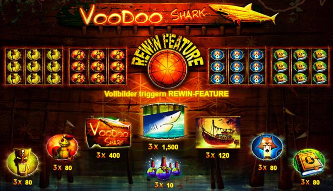 voodoo-shark-gewinne