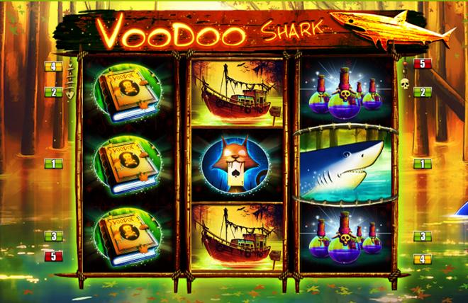 voodoo-shark-merkur-spiel