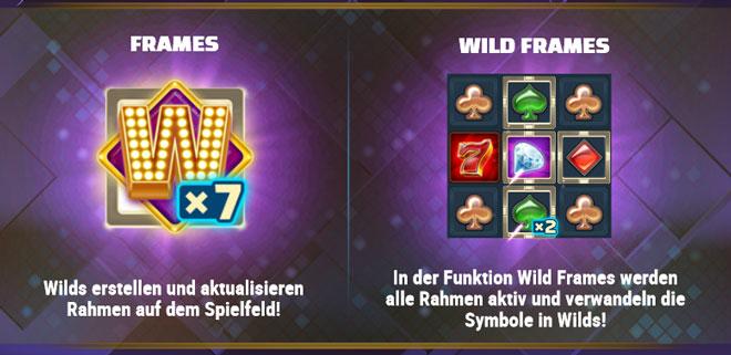 Wild Frames Bonus
