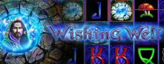wishing well banner medium