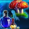 Wishing Well Pilze und Zaubertrank