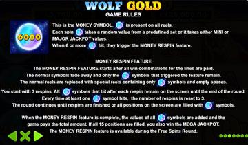 Wolf Gold Jackpot